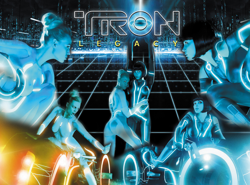 tron the game